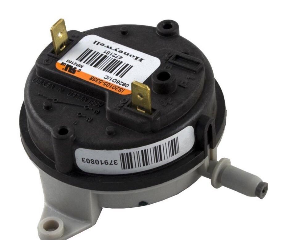 Properly Diagnosing A Gas Furnace Pressure Switch Hvac