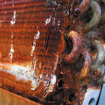 Galvanic Corrosion on Ac Electrical Theory