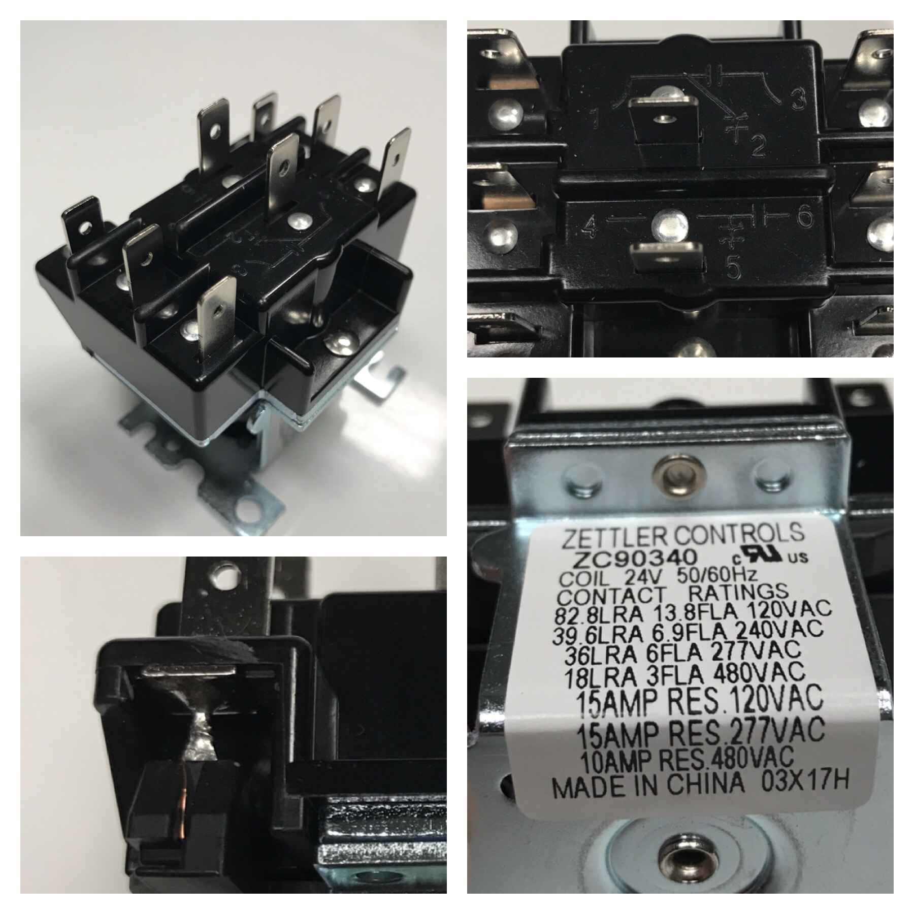 Understanding Relays With the 90-340 - HVAC on