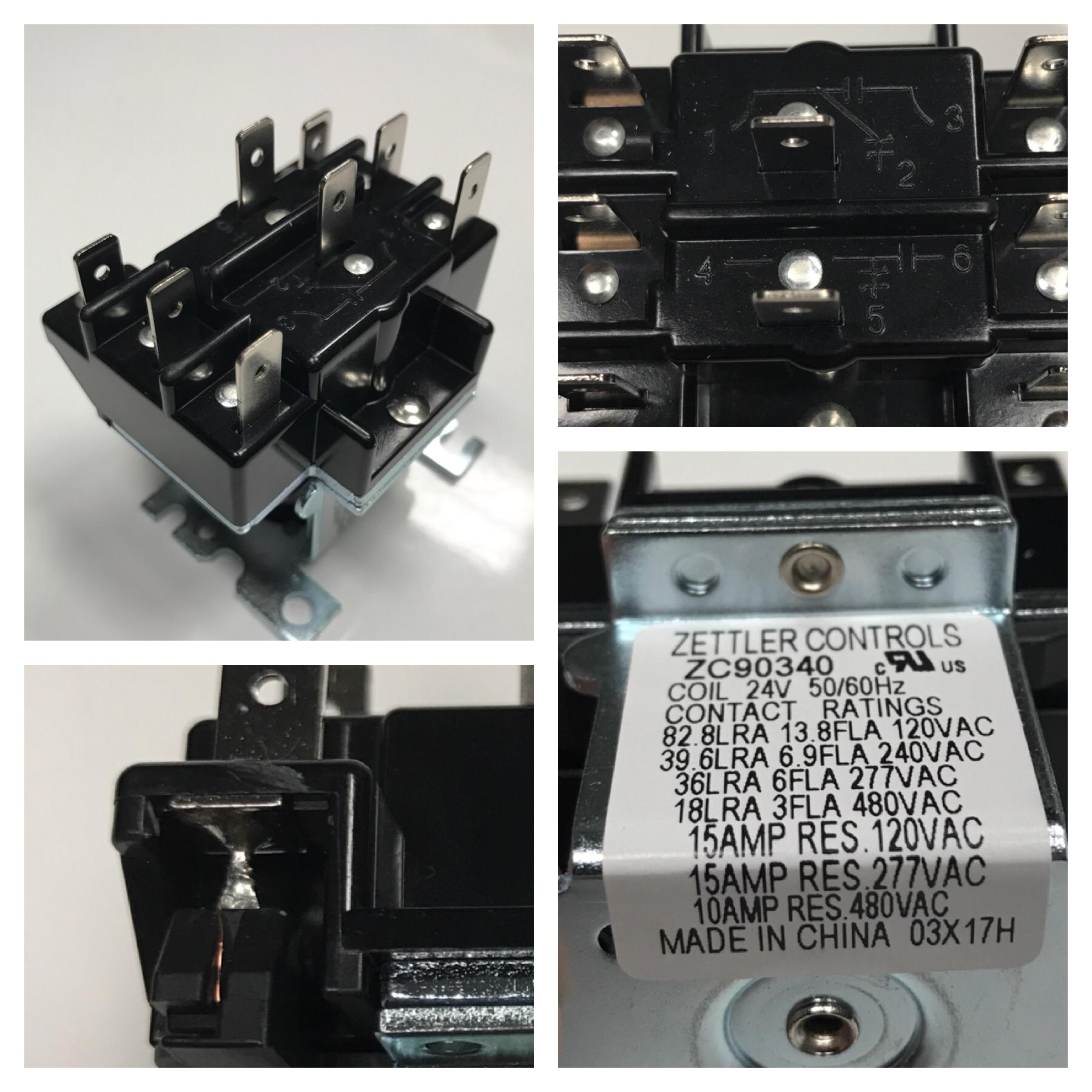 Understanding Relays With the 90-340 - HVAC School | Hvac Wiring Schematics 90 340 Relay |  | HVAC School