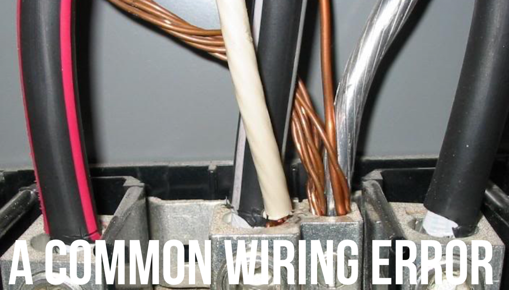 double lugging  a common mistake hvac school