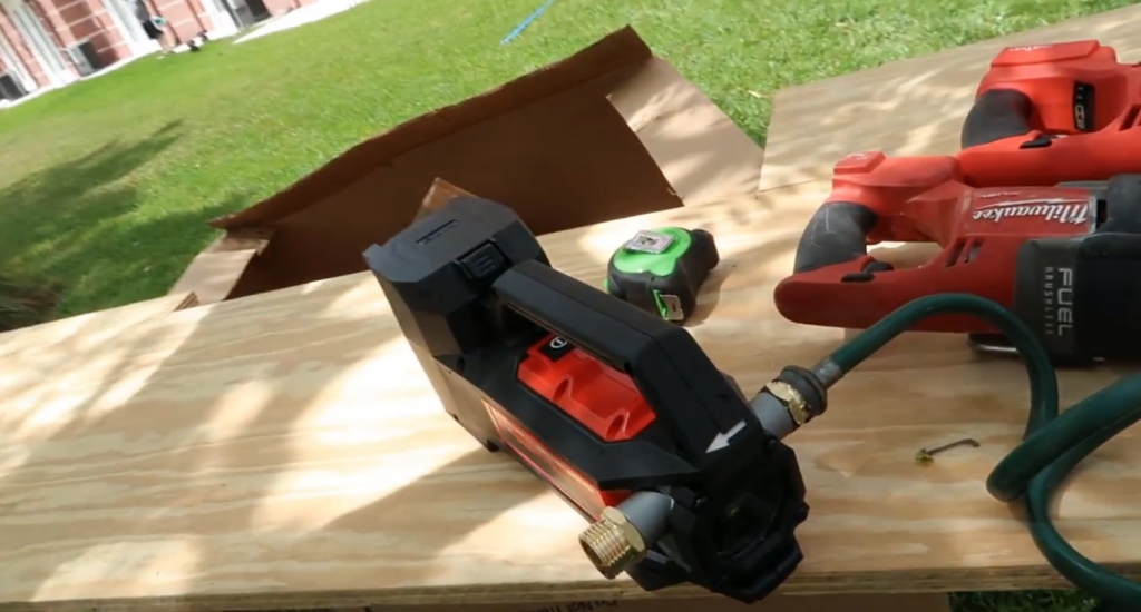 HVAC Tool Review – Milwaukee M18 Transfer Pump Kit With ...