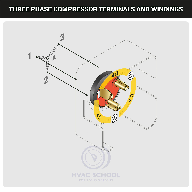 3 Phase Motors – The Basics
