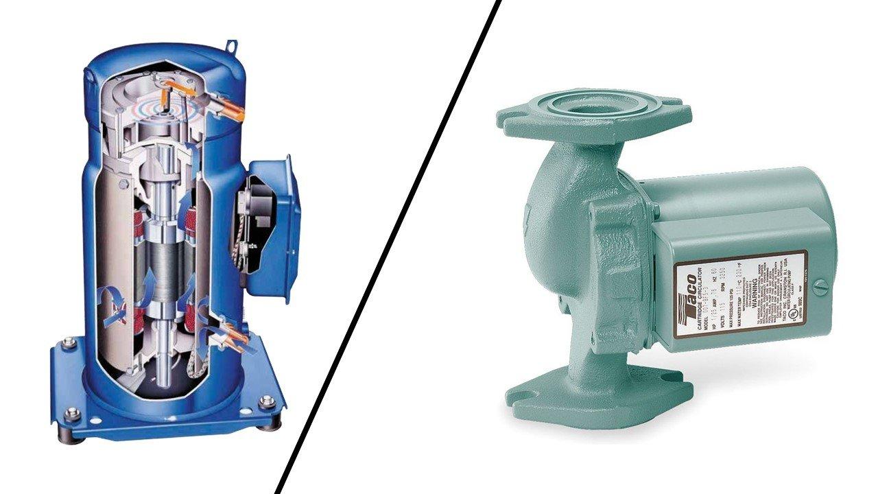 Compressors and Pumps