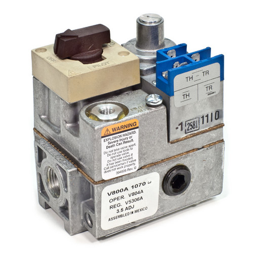 TH, TR and TH/TR Gas Valve Terminals